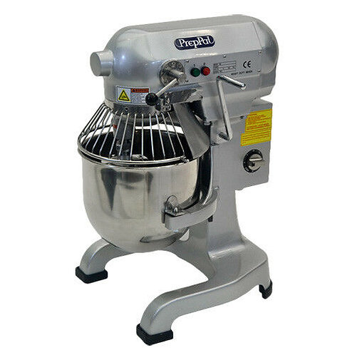 10 Qt Countertop Gear Driven Planetary Mixer