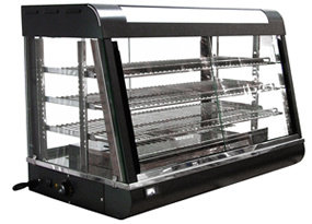 "36.5"" WIDE HOT FOOD DISPLAY CASE"