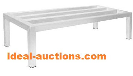 DUNNAGE RACKS - - 12 SIZES  AND PRICES LISTED