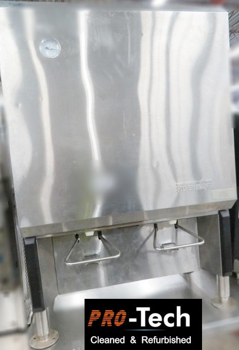 Double Silver King Milk - Cream Dispener