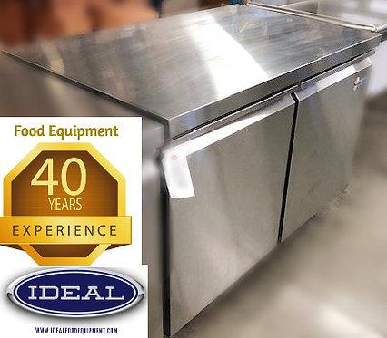 "Omcan Undercounter Refrigerator - 48"""