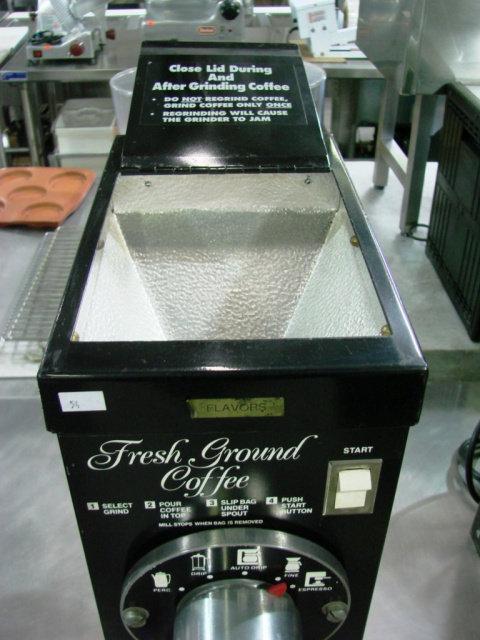 Grindmaster 825 Automatic Coffee Espresso Grinder