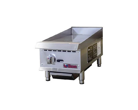 "12"" FLAT TOP GRILL - GAS/PROPANE"