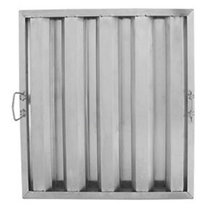 "20""W x 20""T Stainless Steel Hood Filter"