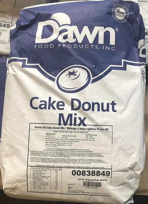 Mini Donut Mix - 50 LB BAG