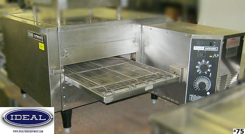Lincoln electric conveyor oven -modell 1132