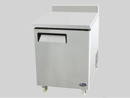 "27.5"" ONE DOOR WORK TOP-REFRIGERATOR"