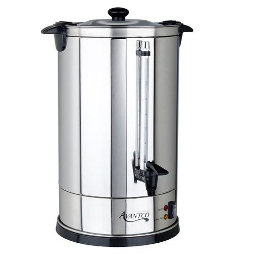 110 CUP COFFEE URN - STAINLESS STEEL