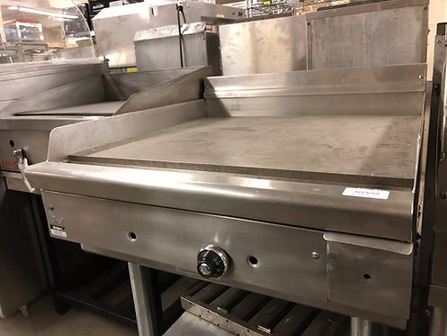 "QUEST 30"" FLAT TOP GRIDDLE"