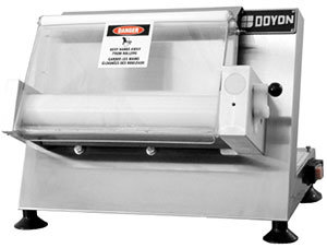 "DOYON COUNTERTOP 12"" DOUGH ROLLER SHEETER - ONE STAGE"