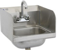 """12"""" WIDE HAND SINK - COMES WITH FAUCET"""