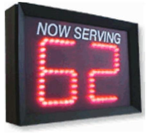 TAKE A NUMBER SYSTEM - 2 DIGIT - ONLY ONE AVAILABLE AT THIS PRICE