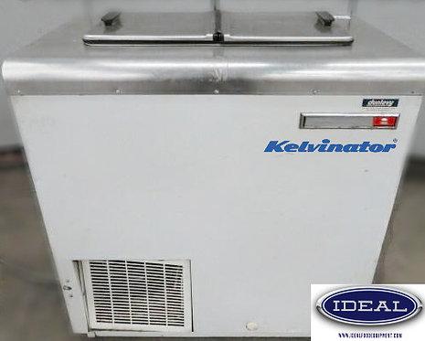 Kelvinator flip top ice cream- food freezer