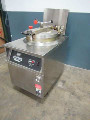 Electric Pressure Fryer