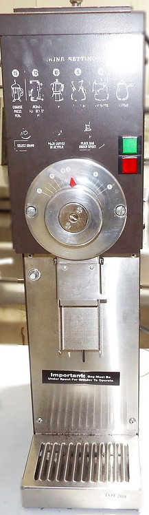 Grindmaster multi grinder - great for retail coffee store -