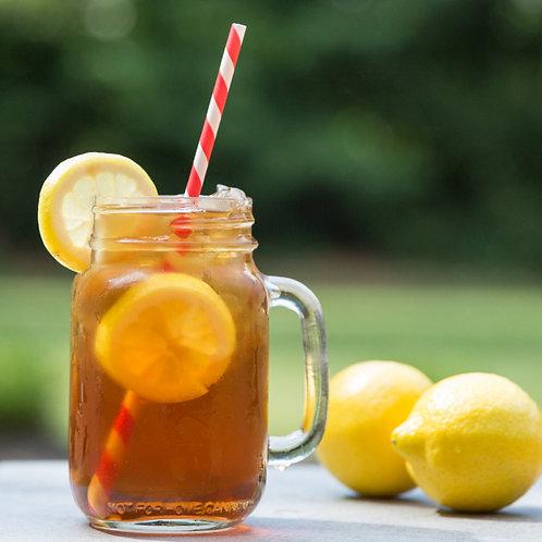 16 oz. Mason Jar / Drinking Jar with Handle - 12 / Case