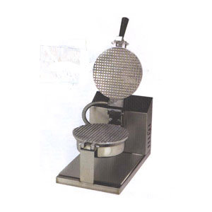 "GOLD MEDAL GIANT ELECTRIC WAFFLE CONE IRON/ MAKER 8"" 120V"