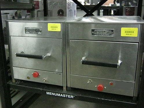 Emberglo steamer