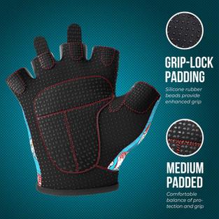Women's Weight Lifting Gloves