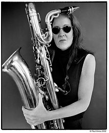 Claire Daly - Saxophone