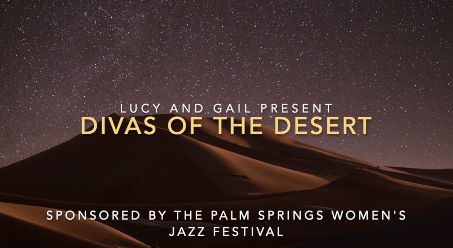 Divas of the Desert