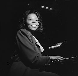Mary Lou Williams - Pianist