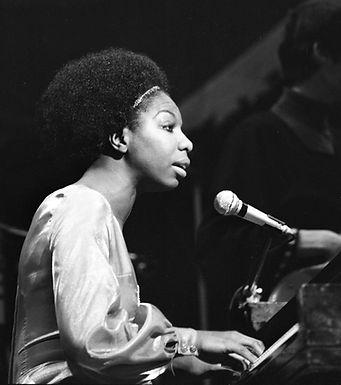 Nina Simone - Vocalist