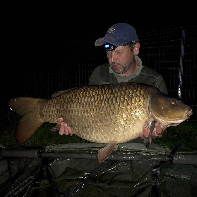 Consultant Rob Morris with a 30lbs plus