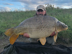 Consultant Phil Callaway with a 34lbs 10
