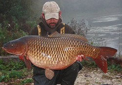 Consultant Rob Morris with a stunning co
