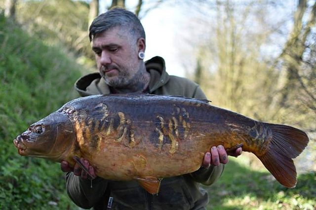 Consultant Richard Beamish with a 31lbs
