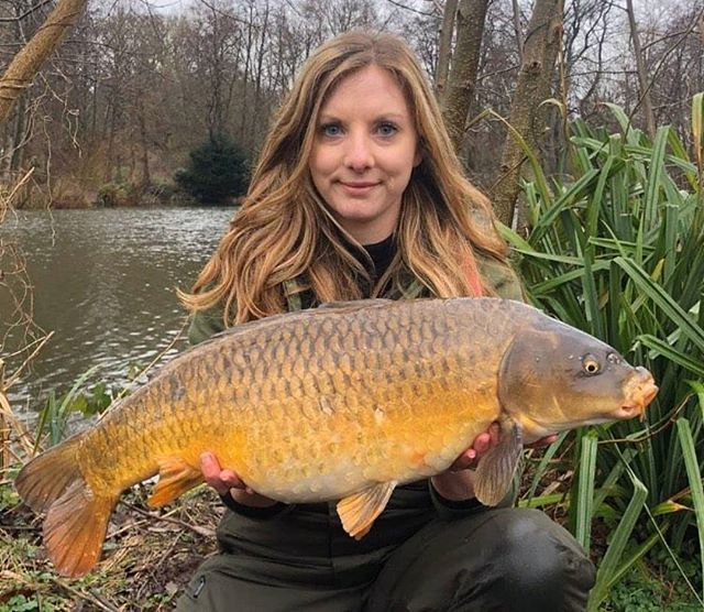 Pro Team Member Donna Staff-Howes with a