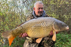 Consultant Barry Haberland with a mid 20