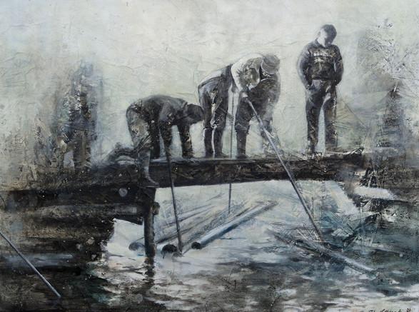 Ved dammen