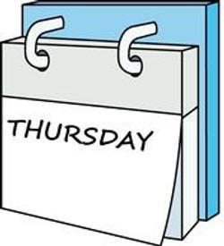 calendar-thursday