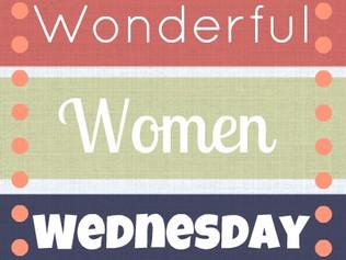 Wonderful Women Wednesday