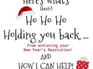 Ho Ho Ho Hold backs
