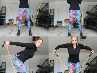 Resistance Bands #workoutwednesdsy