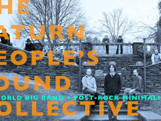 CANCELLED - Sat. March 14th, 2020  - Brian Boyes presents: THE SATURN PEOPLE'S SOUND COLLECTIVE