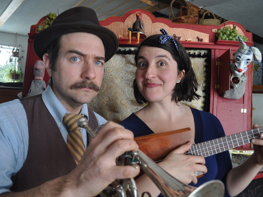 Modern Times Theater - Sat. Aug. 14th, 4pm