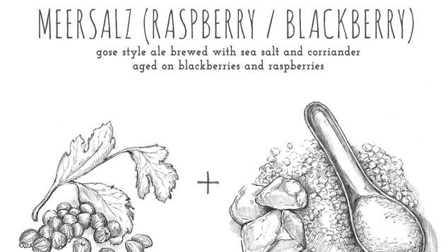 Meersalz (Raspberry/Blackberry)