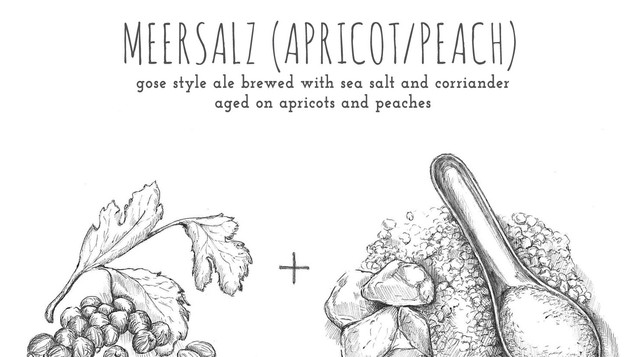 Meersalz (Apricot/Peach)