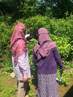 Interfaith Garden Cleanup Oakville