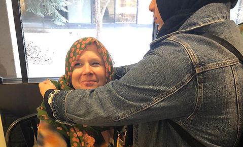 Hijab day Dawah booth Cal 2.jfif