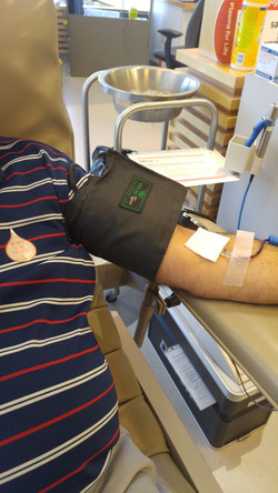 Blood donation Drive ICNA Sisters London
