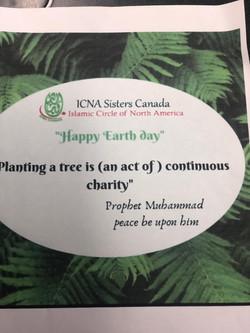 Earth Day Calgary