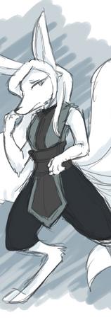 Yuki's foxy state