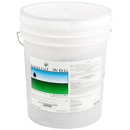 16 pound pail Organic Gnatrol BTI. Expiration date: 8-31-2022