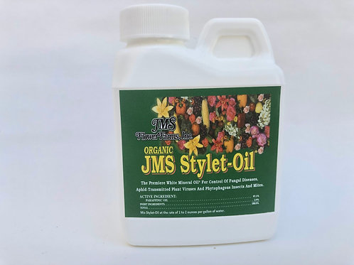 Organic control for Spider Mites Whiteflies Powder Mildew & more. JMS Stylet oil