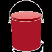 2 Gallon Savory Flavor Tin